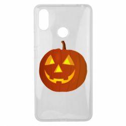 Чохол для Xiaomi Mi Max 3 Тыква Halloween