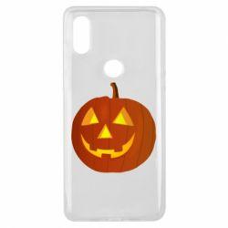 Чохол для Xiaomi Mi Mix 3 Тыква Halloween