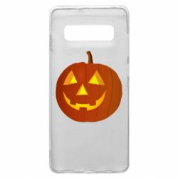 Чохол для Samsung S10+ Тыква Halloween