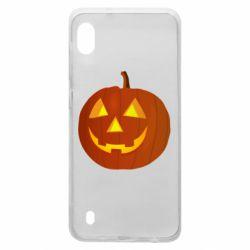 Чохол для Samsung A10 Тыква Halloween