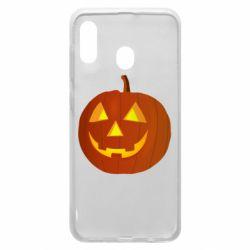Чохол для Samsung A30 Тыква Halloween