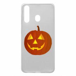 Чохол для Samsung A60 Тыква Halloween
