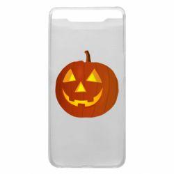 Чохол для Samsung A80 Тыква Halloween