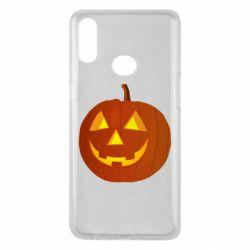 Чохол для Samsung A10s Тыква Halloween