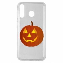 Чохол для Samsung M30 Тыква Halloween