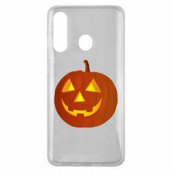 Чохол для Samsung M40 Тыква Halloween