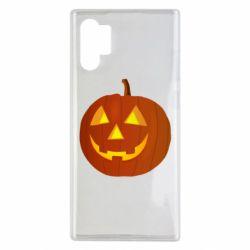 Чохол для Samsung Note 10 Plus Тыква Halloween