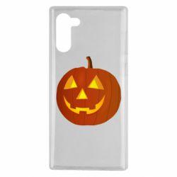 Чохол для Samsung Note 10 Тыква Halloween