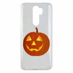 Чохол для Xiaomi Redmi Note 8 Pro Тыква Halloween