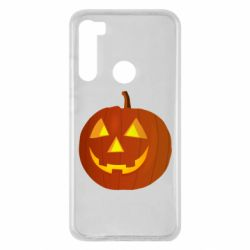 Чохол для Xiaomi Redmi Note 8 Тыква Halloween