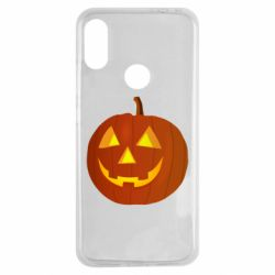 Чохол для Xiaomi Redmi Note 7 Тыква Halloween