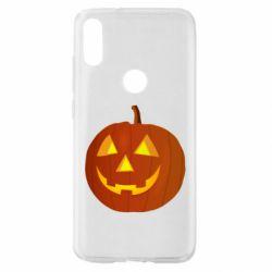 Чохол для Xiaomi Mi Play Тыква Halloween