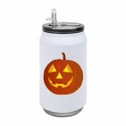 Термобанка 350ml Тыква Halloween