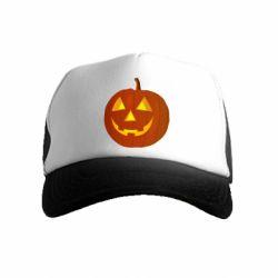 Дитяча кепка-тракер Тыква Halloween