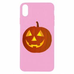 Чохол для iPhone X/Xs Тыква Halloween