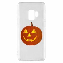 Чохол для Samsung S9 Тыква Halloween
