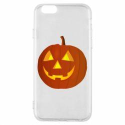 Чохол для iPhone 6/6S Тыква Halloween