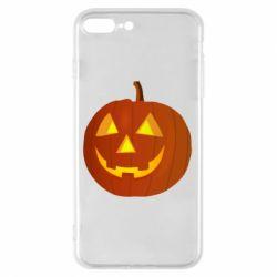 Чохол для iPhone 7 Plus Тыква Halloween