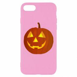 Чохол для iPhone 8 Тыква Halloween