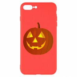 Чохол для iPhone 8 Plus Тыква Halloween