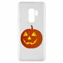 Чохол для Samsung S9+ Тыква Halloween
