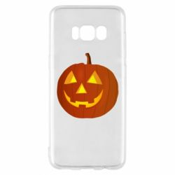 Чохол для Samsung S8 Тыква Halloween