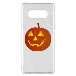 Чохол для Samsung Note 8 Тыква Halloween