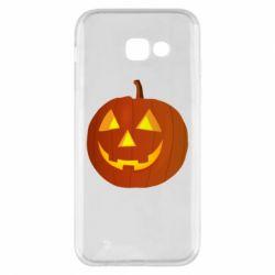 Чохол для Samsung A5 2017 Тыква Halloween