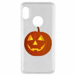 Чохол для Xiaomi Redmi Note 5 Тыква Halloween