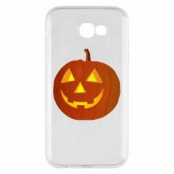 Чохол для Samsung A7 2017 Тыква Halloween