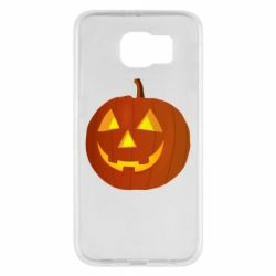 Чохол для Samsung S6 Тыква Halloween