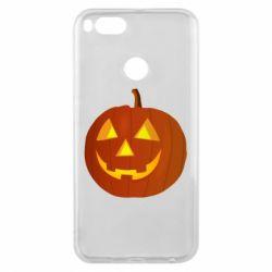 Чохол для Xiaomi Mi A1 Тыква Halloween