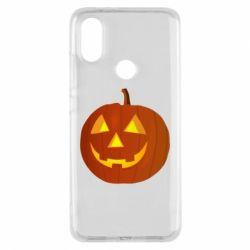 Чохол для Xiaomi Mi A2 Тыква Halloween