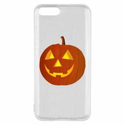 Чохол для Xiaomi Mi6 Тыква Halloween