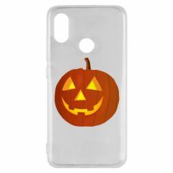 Чохол для Xiaomi Mi8 Тыква Halloween