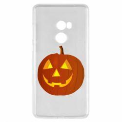 Чохол для Xiaomi Mi Mix 2 Тыква Halloween