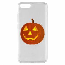 Чохол для Xiaomi Mi Note 3 Тыква Halloween