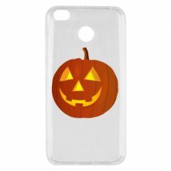 Чохол для Xiaomi Redmi 4x Тыква Halloween