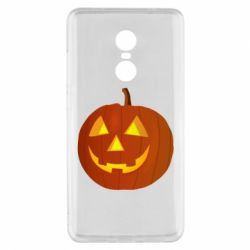 Чохол для Xiaomi Redmi Note 4x Тыква Halloween