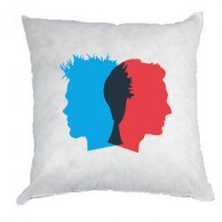 Подушка Tyler Durden & Jack - FatLine