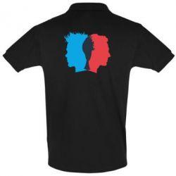 Футболка Поло Tyler Durden & Jack