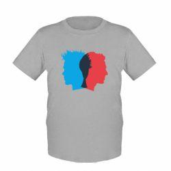 Детская футболка Tyler Durden & Jack - FatLine
