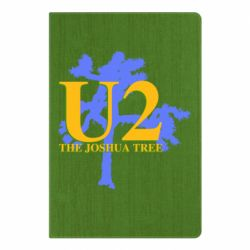 Блокнот А5 U2 The Joshua Tree