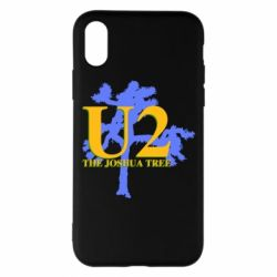 Чохол для iPhone X/Xs U2 The Joshua Tree