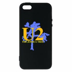 Чохол для iphone 5/5S/SE U2 The Joshua Tree