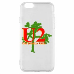 Чохол для iPhone 6/6S U2 The Joshua Tree