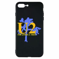 Чехол для iPhone 8 Plus U2 The Joshua Tree