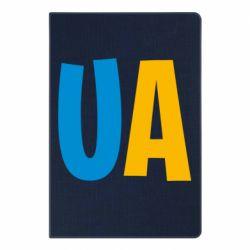 Блокнот А5 UA Blue and yellow
