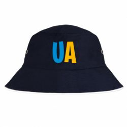 Панама UA Blue and yellow