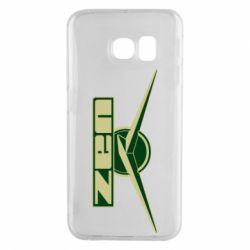Чохол для Samsung S6 EDGE UAZ Лого
